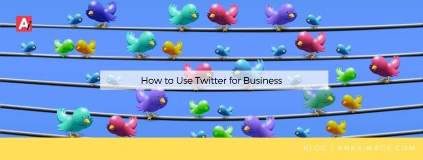 twitter for business anksimage