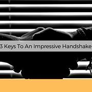 keys to an impressive handshake anksimage