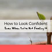 look confident anksimage